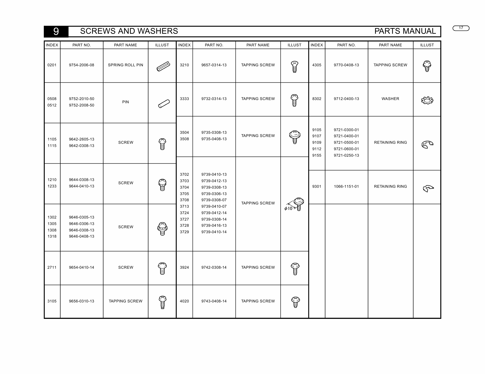 Konica-Minolta Options AFR-14 Parts Manual-6